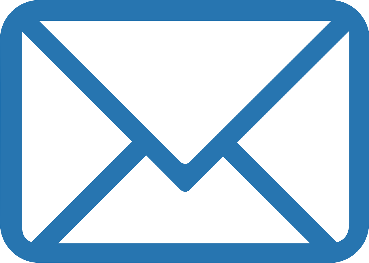 Email envelope graphic
