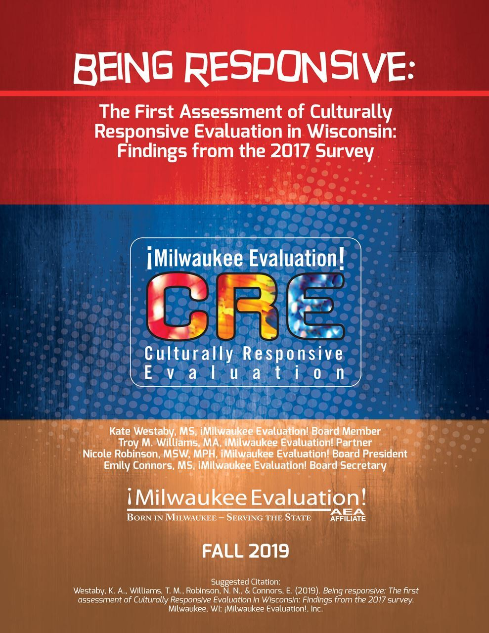 Milwaukee Eval CRE report