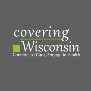 Covering WI logo