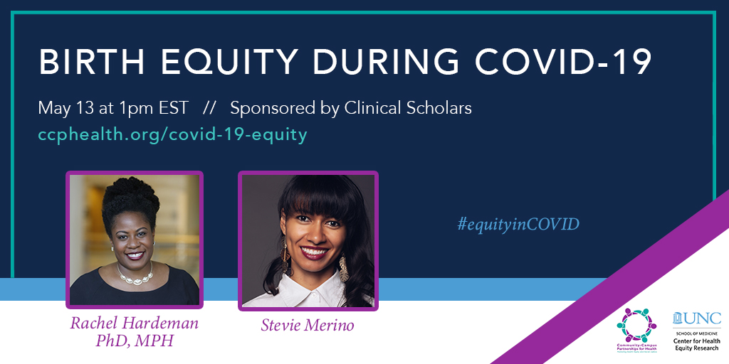 birth equity during covid19
